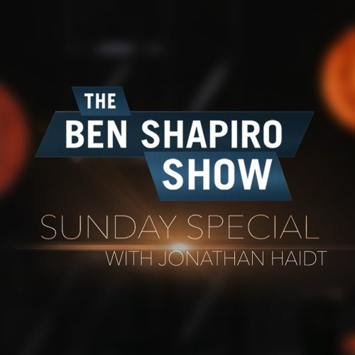 Sunday Special Ep 22: Jonathan Haidt