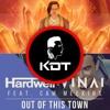 Hardwell & VINAI Feat. Cam Meekins - Out Of This Town Vs Ummet Ozcan - Omnia (KDT MASHUP)