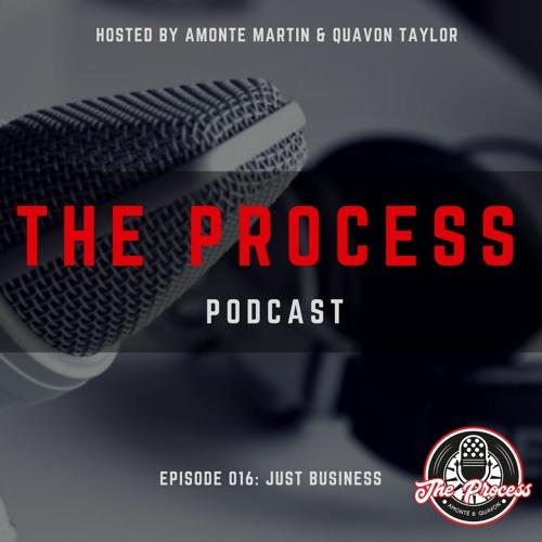 Episode 016: Just Business (feat. Brandon Davis)