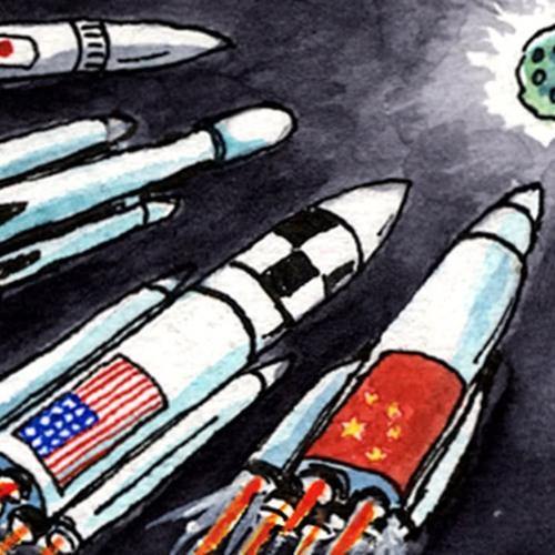 KP15: سباق الفضاء - الجزء الاول