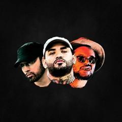 Joyner Lucas Ft. Eminem & ScHoolboy Q Type Beat | Drips Low (prod. Lozano)