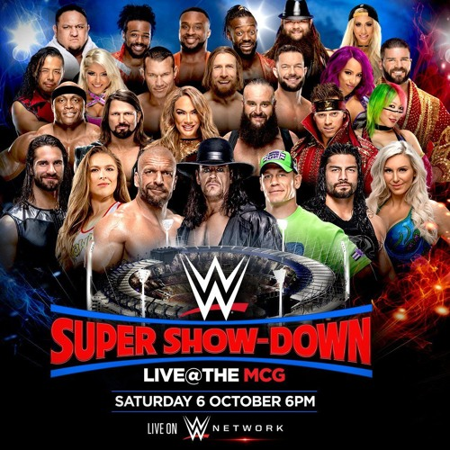 nL Live on Discord - WWE Super Showdown!