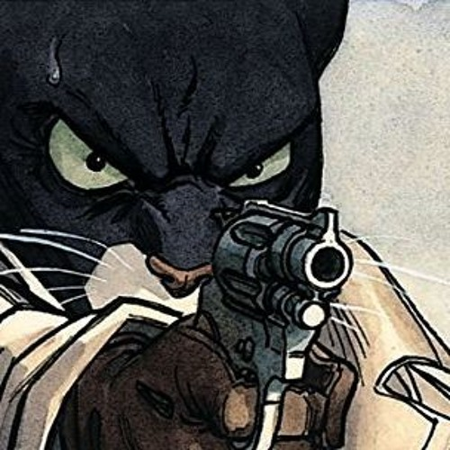 Blacksad & Seven to Eternity
