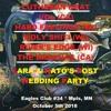 VOL (CA) @ Eagles Club #34   10-05-18