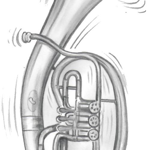 Bariton Horn