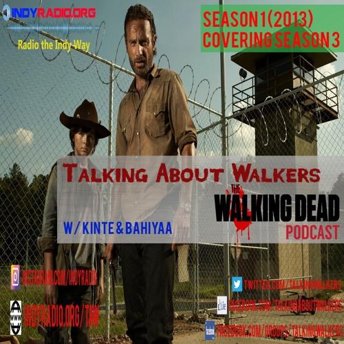 Talking About Walkers Season 1 (2013) covering 3