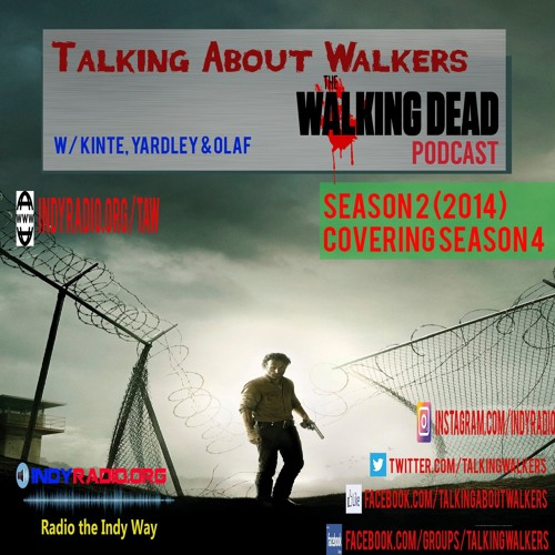 Talking About Walkers Season 2 (2014) covering 4