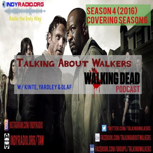 Talking About Walkers Season 4 (2016)covering 6