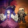 Sans from Undertale vs Erika Furudo in a pirate hat - Rap Battle Side B