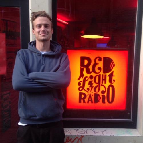 Kaspar van de Water at Red-light-Radio 29.09.18