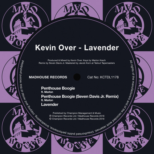 PREMIERE: Kevin Over - Penthouse Boogie [Madhouse Records]