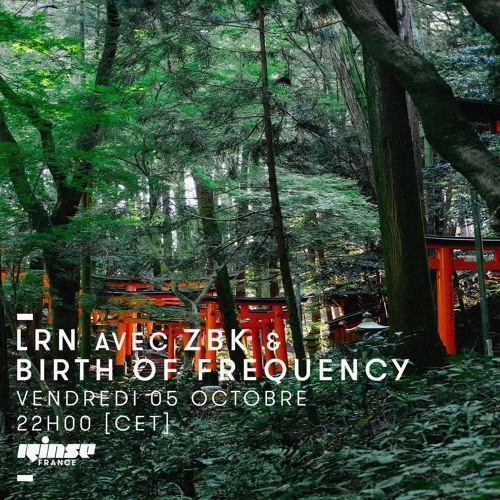 LRN w/ Birth of Frequency and ZBK - Rinse France - 100518