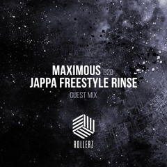 03 Guest Mix: Maximous B2B Jappa Freestyle Rinse