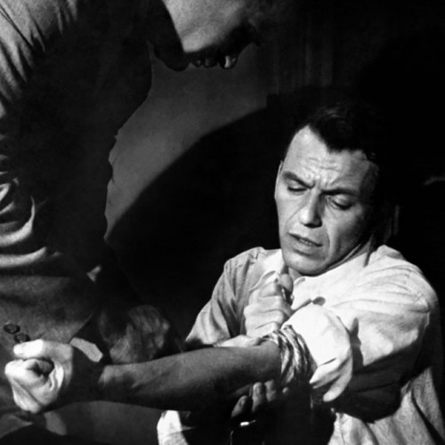 Frank Sinatra Remembers Visiting a Heroin Dry Out Clinic To Prepare for The Man With The Golden Arm