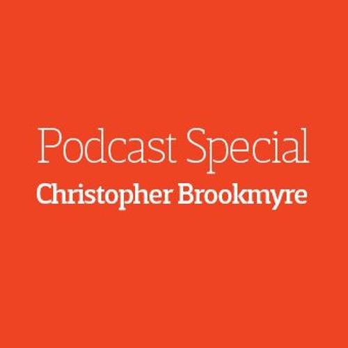 Episode 9 - Interview: Christopher Brookmyre