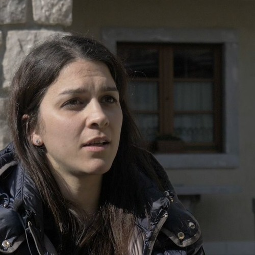 Sara Devetak e le storie da una fisarmonica in cantina