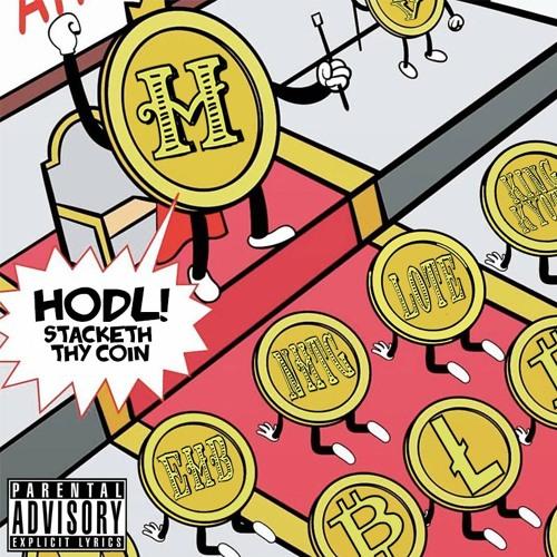 Stackin my Coin(Crypto) - EHB X NHTG X LOTE X KINGKYOTE #hooly