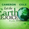 Let The Earth Rejoice and Sing Lyrics