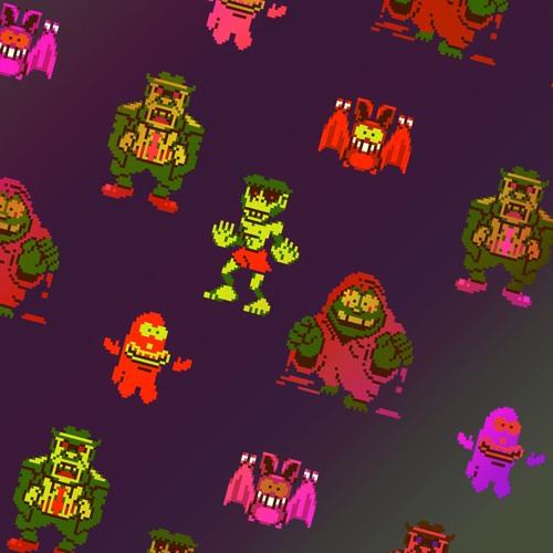 An 8-Bit Halloween, Part Two: The Sequel