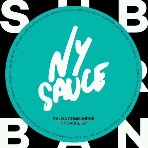 SU048 - Saliva Commandos - NY Sauce EP