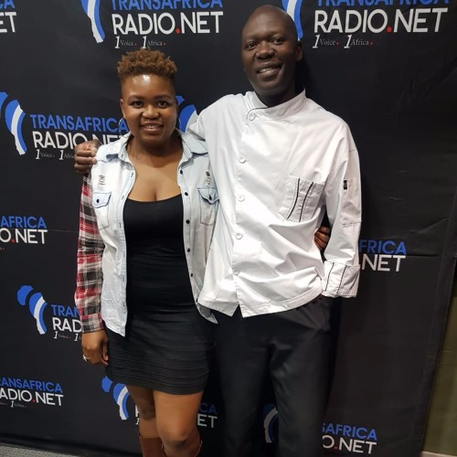 South African Chef James Khoza On Foodie Corner With Host Of Utopia Kea Ncube 05:10:2018