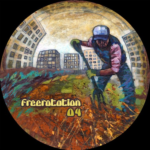 FR04 - Regeneration EP - Various Artists - Freerotation Records