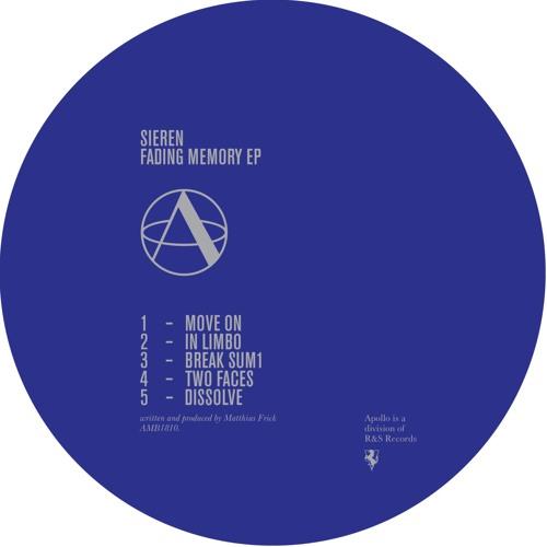 Sieren - In Limbo [Apollo Records]