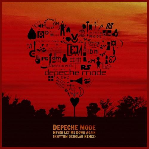 Depeche Mode Never Let Me Down Again Rhythm Scholar Perpetual Euphoria Remix By R3m1x3s