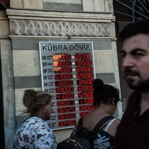 """انخفاض العملة التركية... """"ضرر"""" انتفع به السياح!"""