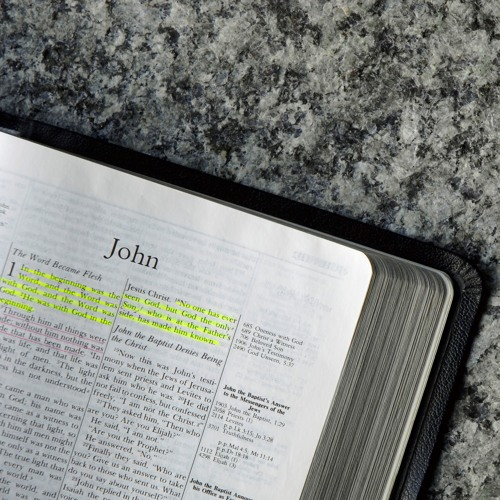 The Gospel of John - Part 1 of 2