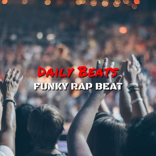 Funky Rap Beat - Throw Your Hands Up | 90 bpm