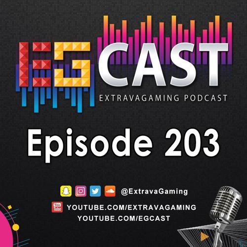 #EGCast: Episode 203 - ألعاب غبية حبيناها