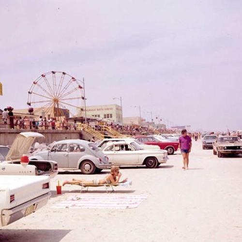 Jax Beach 1976