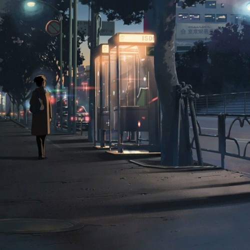 Midnight Stroll [Relaxing Study Music]