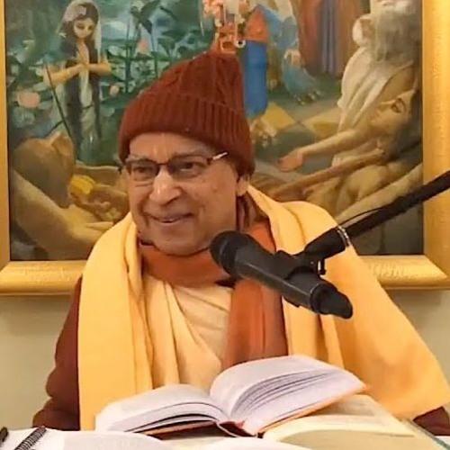 Śrīmad Bhāgavatam class on Sat 6th Oct 2018 by HH Subhag Swami 4.14.28