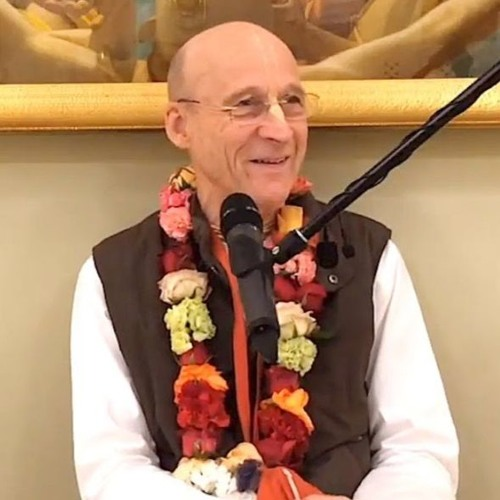 Śrīmad Bhāgavatam class on Sun 7th Oct 2018 by HG Aniruddha Prabhu 4.14.29-31