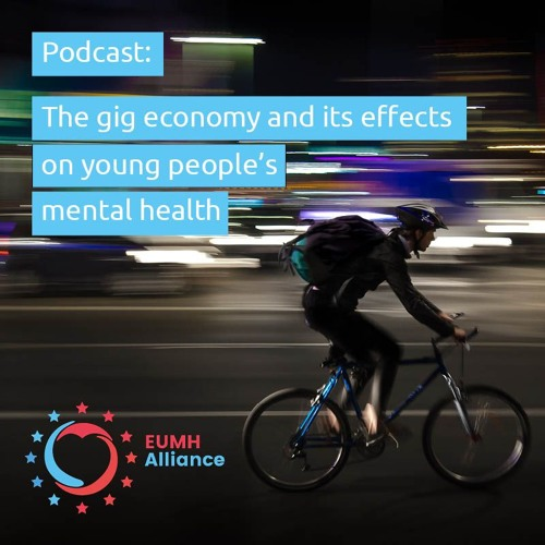 The effects of working in the gig economy on young people's mental health