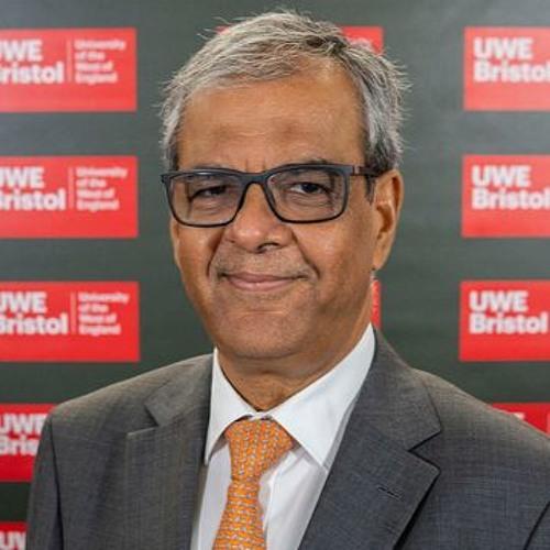 Ashok Vaswani, CEO of Barclays, Bristol Distinguished Address Series