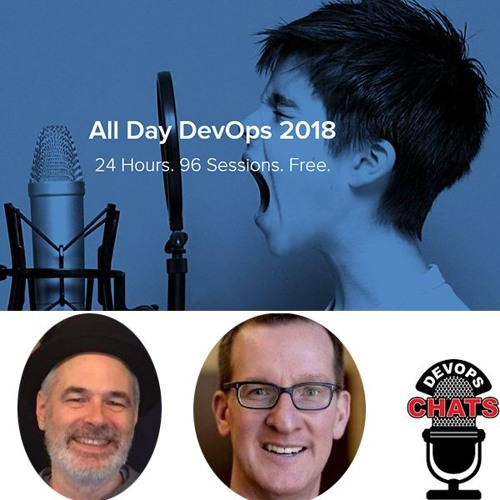 All Day DevOps 2018 w/ Mark Miller & Derek Weeks