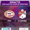 [Middag Mario] PSV-kaarten winnen kan ook gewoon in de file in Eindhoven