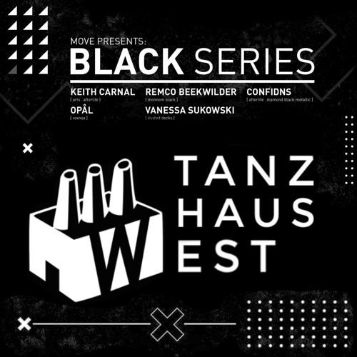 Vanessa Sukowski @ Tanzhaus West Frankfurt a.M.   MOVE Black Series #2 (Oct 02, 2018)