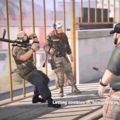 Dead Rising 2 - Redneck Sniper Theme (Fortune Strip Version)