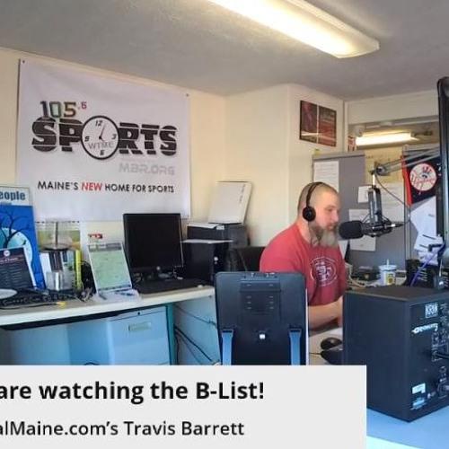 B-List: @TBarrettGWC & @Oaksie72 listen to @MattyBRadio rant