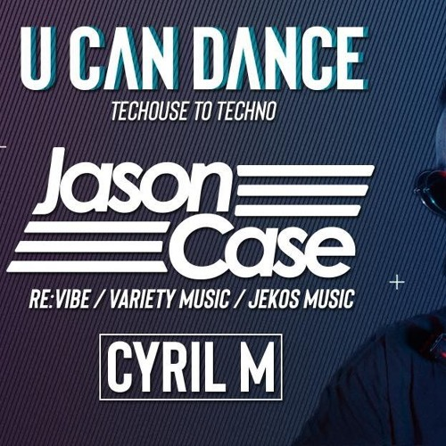 JASON CASE MIX LIVE EXCLUSIVE EXTRACT FROM #UCANDANCE @ PZ City Club (Montpellier - FR) 05-10-2018
