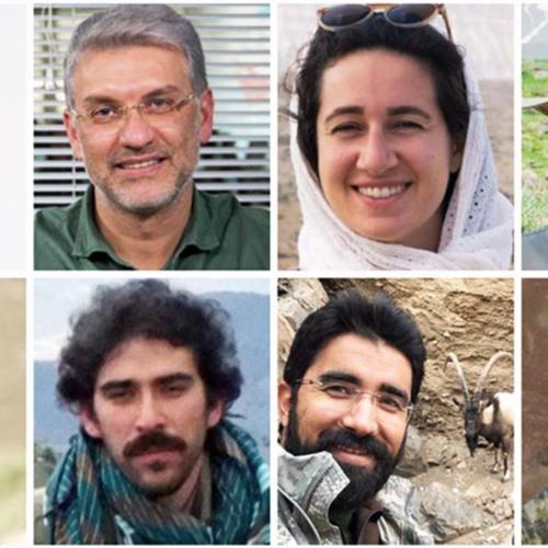 آخرین وضعیت فعالان محیط زیست بازداشتی در گفتوگو با محمدحسین آقاسی