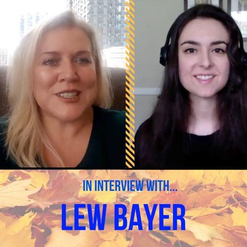 Award-Winning Civility Expert Lew Bayer on Creative Edge Writer's Showcase with Christie Stratos