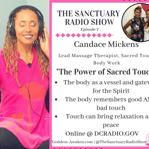 Episode 7: The Power of Sacred Touch