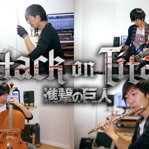 Attack On Titan Orchestral Rock Medley