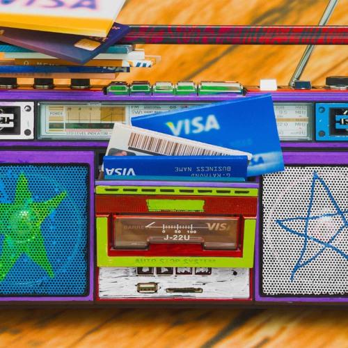 Visa Two Note Chirp Bloomberg Businessweek