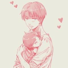 (Captain Levi X Listener) ANIME ASMR Levi Sees His Newborn Child